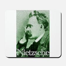 Green Nietzsche Mousepad