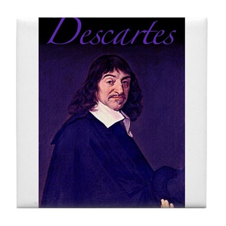 Descartes Tile Coaster
