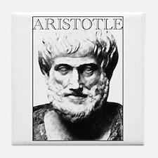 Aristotle Tile Coaster
