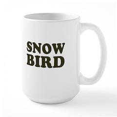 Snow Bird Mug