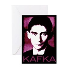 Kafka Greeting Card