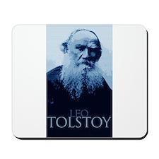 Leo Tolstoy Mousepad