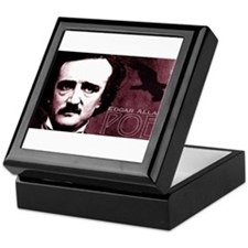 Edgar Allan Poe Keepsake Box