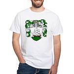 Nauta Family Crest White T-Shirt