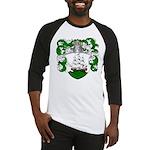 Nauta Family Crest Baseball Jersey