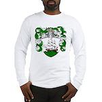 Nauta Family Crest Long Sleeve T-Shirt