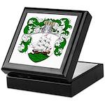Nauta Family Crest Keepsake Box