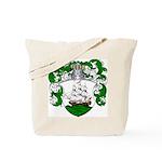 Nauta Family Crest Tote Bag