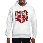 Nederneyer Family Crest Hooded Sweatshirt