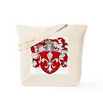 Nederneyer Family Crest Tote Bag