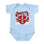 Nederneyer Family Crest Infant Creeper