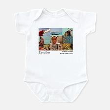 Zanzibar Infant Bodysuit