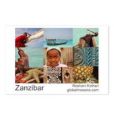 Zanzibar Postcards (Package of 8)