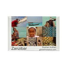 Zanzibar Magnet