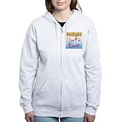 Twilight T-Shirts, Emmett Zip Hoodie