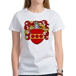 Nellen Family Crest Women's T-Shirt