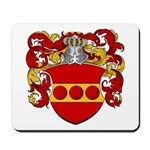 Nellen Family Crest Mousepad