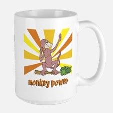 Monkey Power Mug