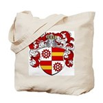 Oyens Family Crest Tote Bag