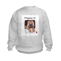 SWEET DOG LOOK Sweatshirt