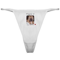 SWEET DOG LOOK Classic Thong