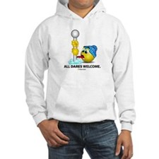 All Dares Welcome Hoodie