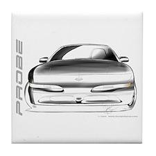 2nd gen Ford Probe Tile Coaster