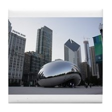 Chicago, Illinois Tile Coaster