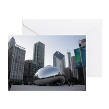 Chicago, Illinois Greeting Card