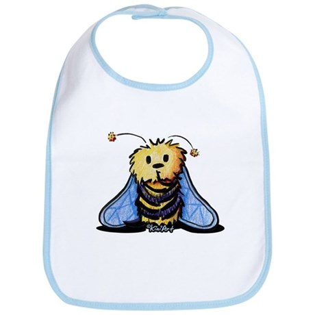 Bee Secrets Bib