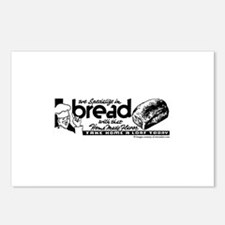 We Specialize In Bread Postcards (Package of 8)