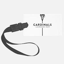 Cardinals Mom Luggage Tag