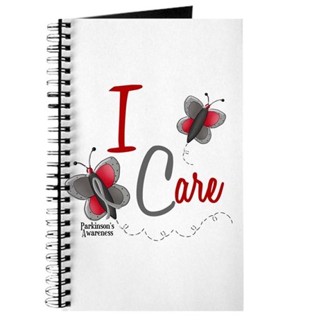 I Care 1 Butterfly 2 PD Journal