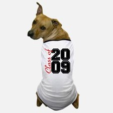The Class of 2009 Dog T-Shirt