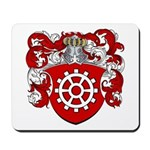 Proost Family Crest Mousepad