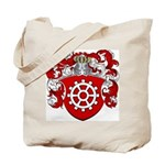 Proost Family Crest Tote Bag