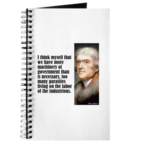 "Jefferson ""I Think"" Journal"