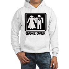 Game Over Hoodie Sweatshirt