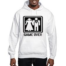 Game Over Hoodie Sweatshirt