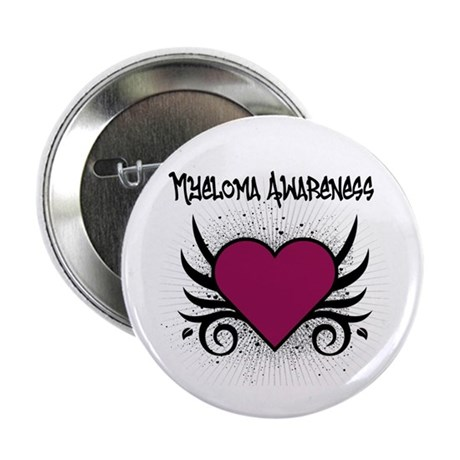 """Myeloma Awareness 2.25"""" Button (10 pack)"""