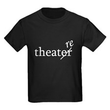 "Theatre Spelled ""re"" T"