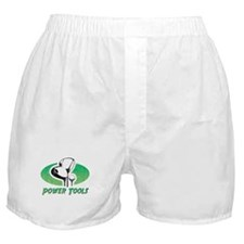 Golf Power Tools Boxer Shorts