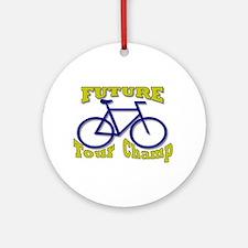 Future Tour Champ Ornament (Round)