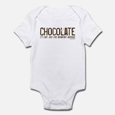 chocolate-breakfast Body Suit