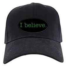 I Believe (Alien) Baseball Hat
