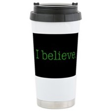 I Believe (Alien) Travel Mug