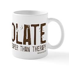 Chocolate...Cheaper than Ther Mug