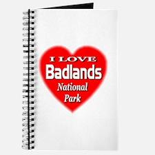 Badlands NP Journal