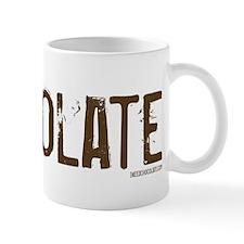 Will work for Chocolate Mug