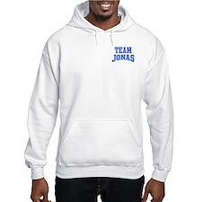 Team Jonas Personalized Custom Hoodie